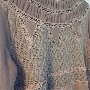 FREE PEOPLE • Victorian Top